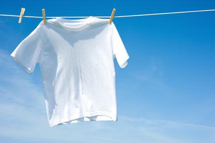 Cách làm nhỏ áo thun từ 1 đến 3 size - 1