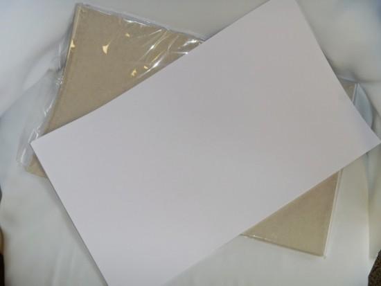 Cách tráng phủ giấy for thành giấu in chuyển nhiệt
