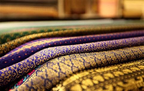 Dịch vụ in vải lụa tơ tằm bằng công nghệ kỹ thuật số